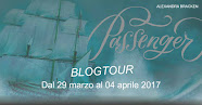 BlogTour: Passenger di Alexandra Bracken