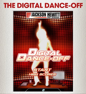 Jackson Hewitt Digital Dance-Off