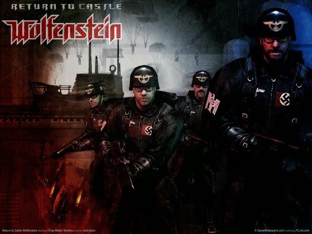 Download Return To Castle Wolfenstein Game