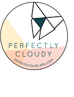 Perfectly Cloudy - ETSY