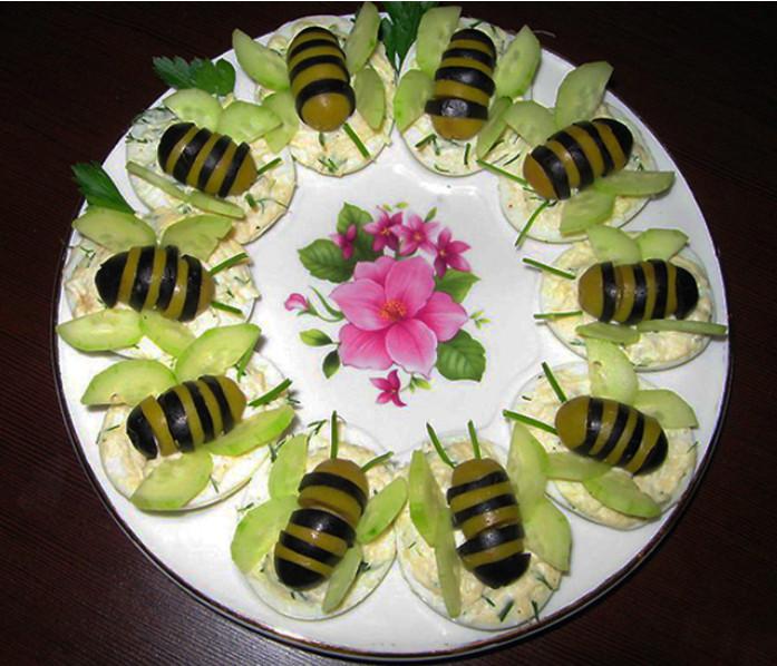 Милые божьи коровки из помидор ...: resept-shagi.ru/blog/43739904719/prev