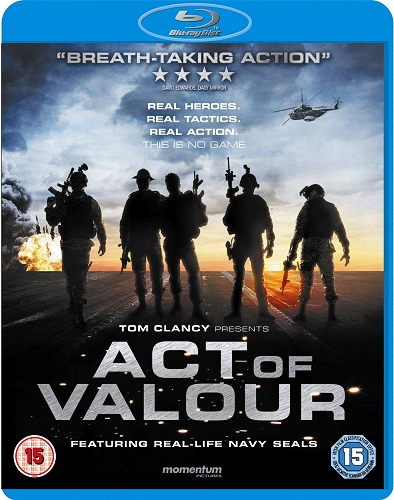 Act of Valor 2012 Hindi Dubbed Dual Audio BRRip 300mb Esub