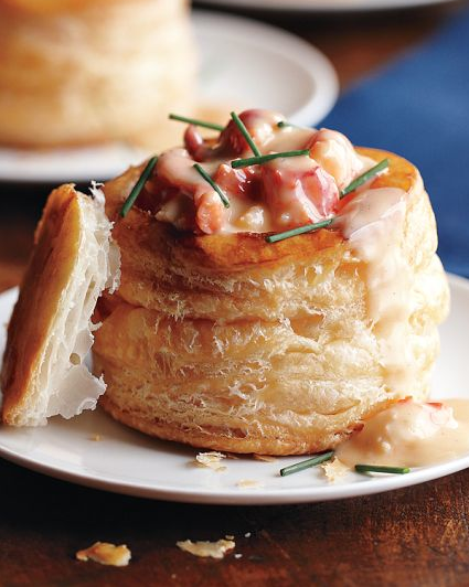 Lobster Newburg: An American Classic