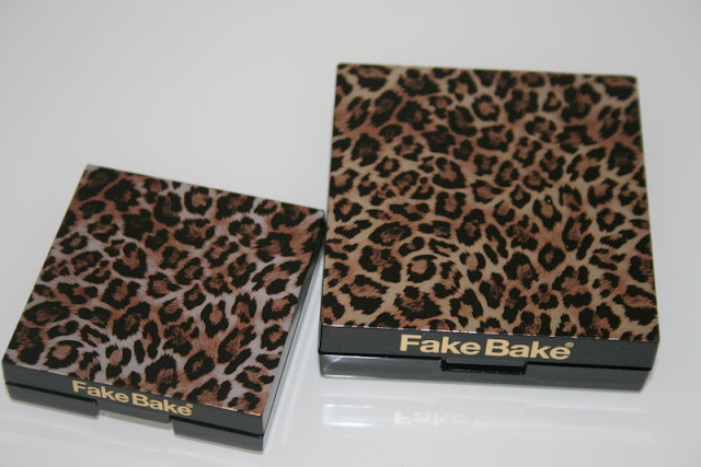 Fake Bake Bronzer and Blusher