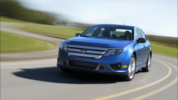 ford fusion 2012. 2012 Ford Fusion