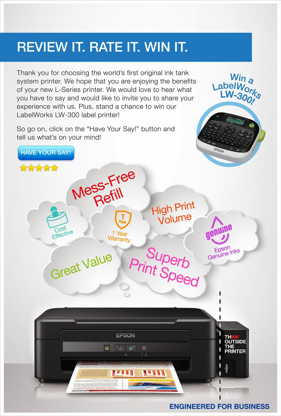 picture about Epson Ink Coupon Printable identified as Epson printer ink printable coupon / Tinatapas discount coupons