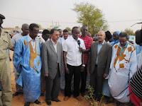 وزير الإسكان الموريتاني