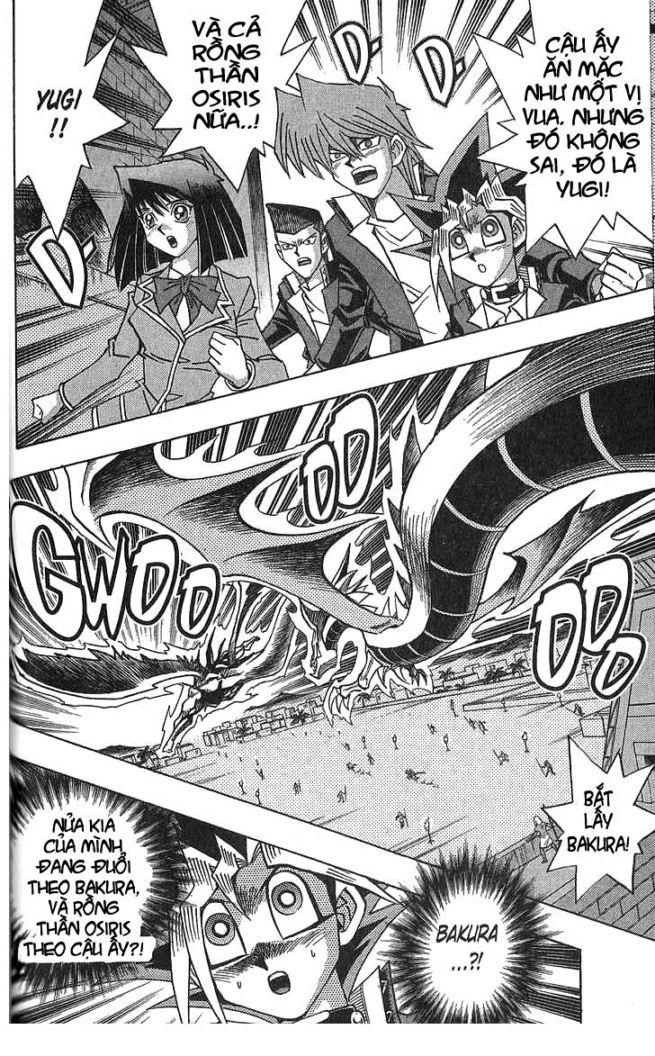 YuGi Oh – Vua Trò Chơi chap 300 Trang 5