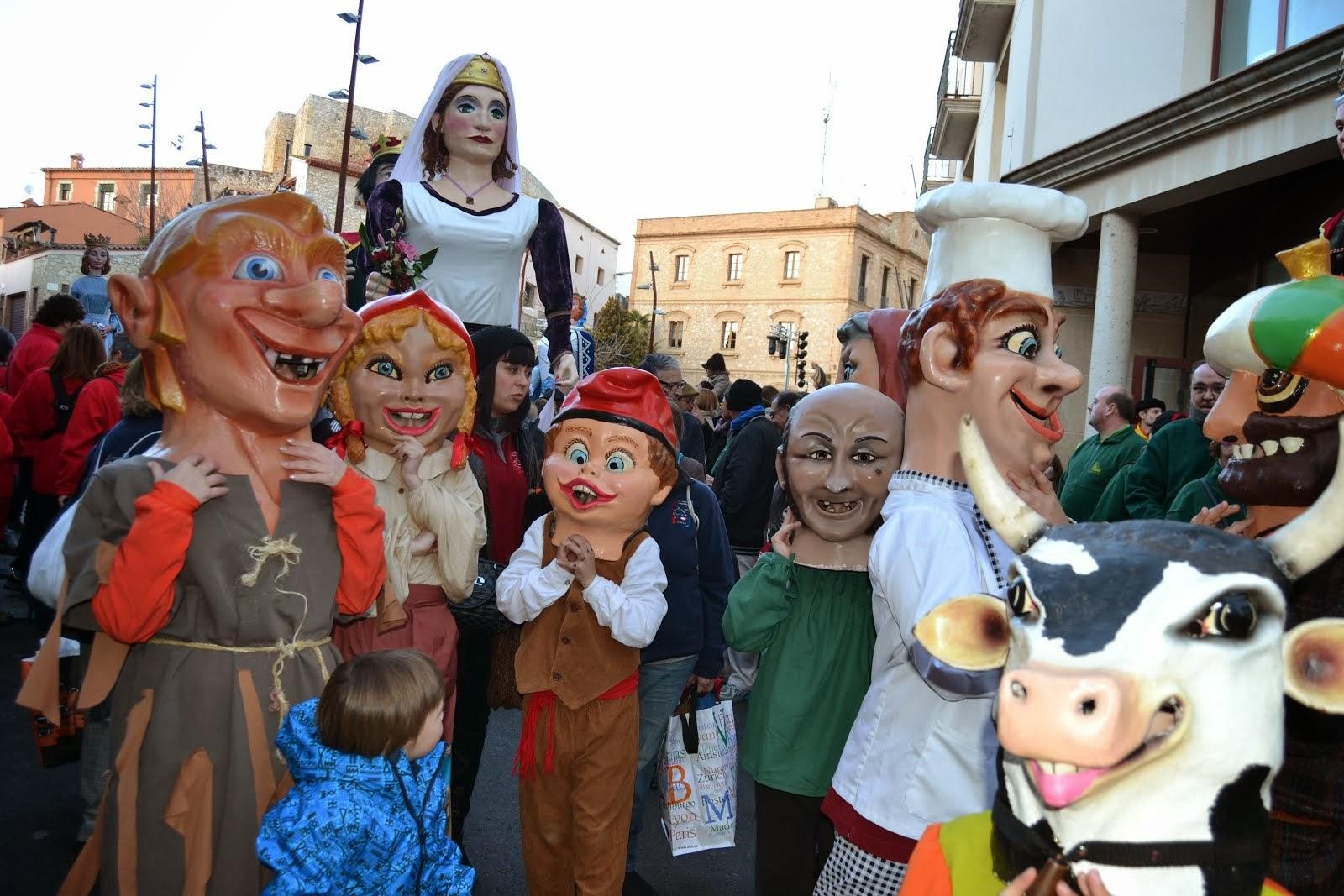XVI Trobada Gegantera de la Coordinadora de les Comarques Meridionals de Catalunya