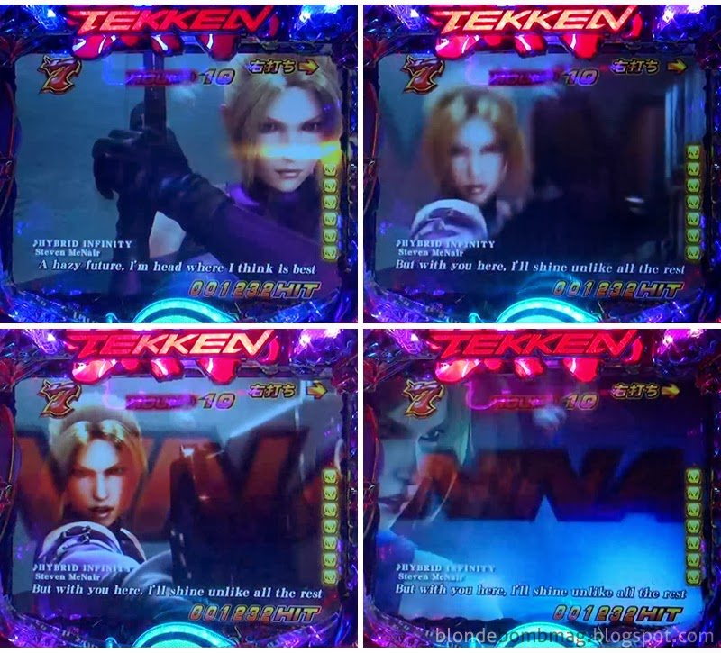 Nina Williams CG Movie Tekken