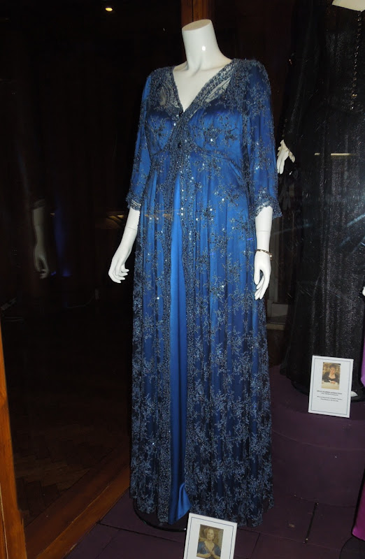 Iron lady movie dress