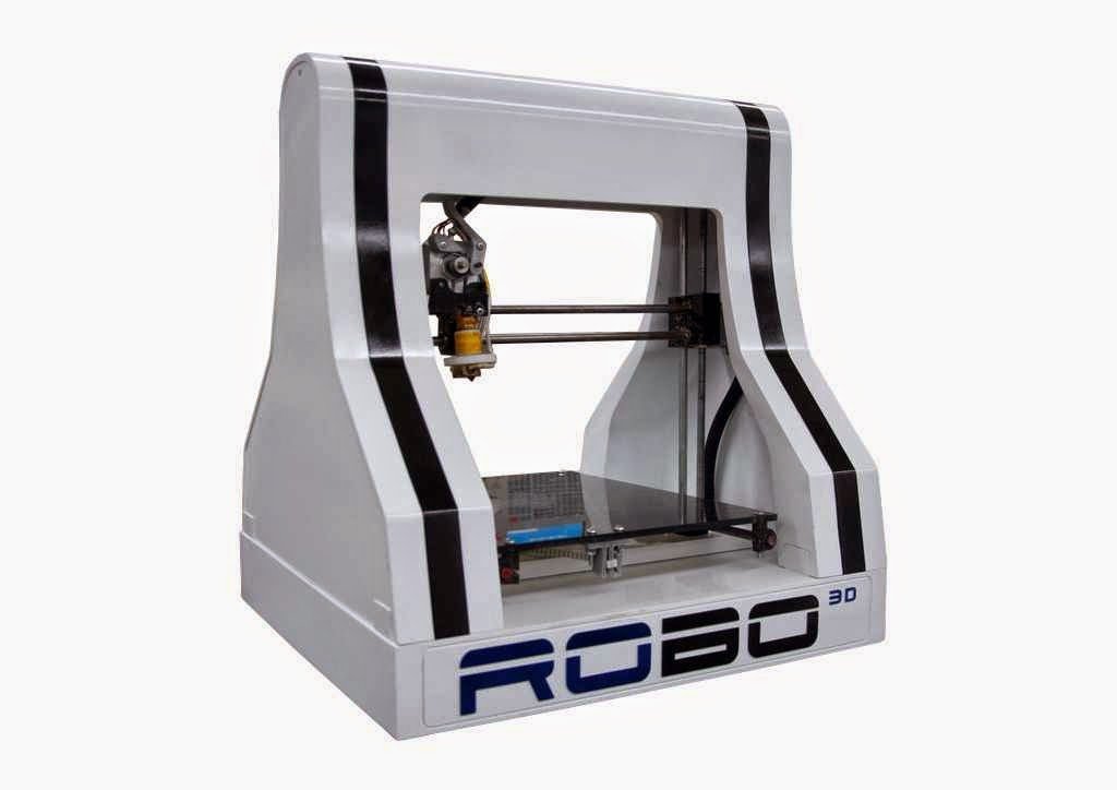 3d printing: young printers, razors and blades