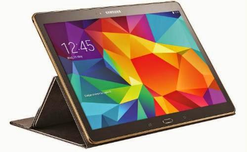 Spesifikasi Dan Harga Samsung Galaxy Tab S 8.4 Dan 10.5