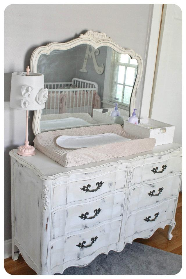 Dresser Changing Table
