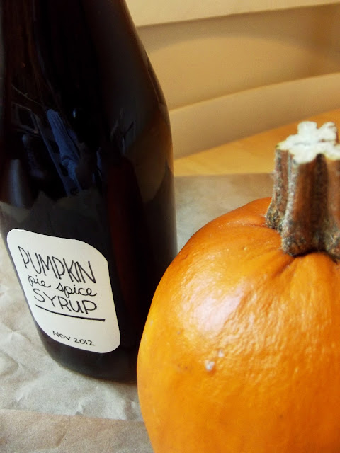 pumpkin spice, homemade syrup, gift ideas,diy