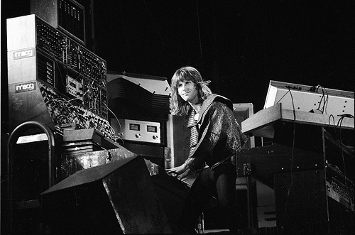 Fair View: A To Z Of Progressive Rock Keyboard Players