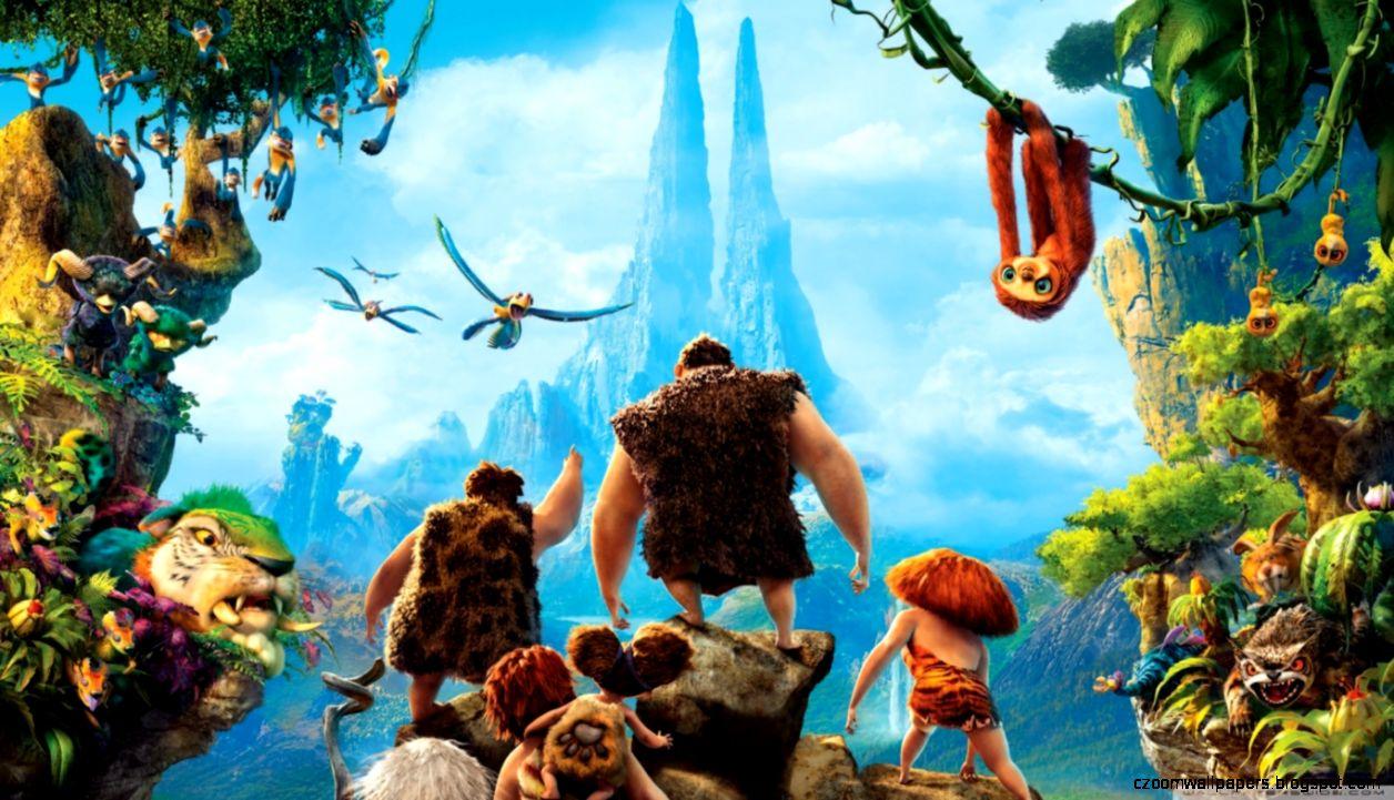The Croods 2013 Movie HD desktop wallpaper  High Definition