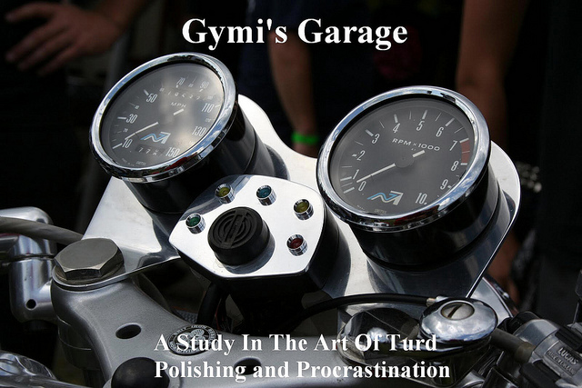 Gymi&#39;s Garage