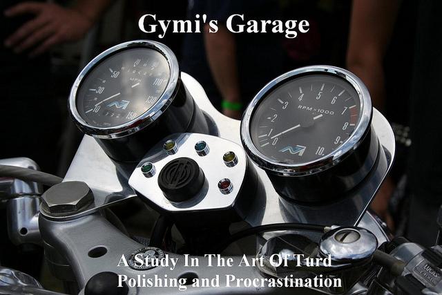 Gymi's Garage