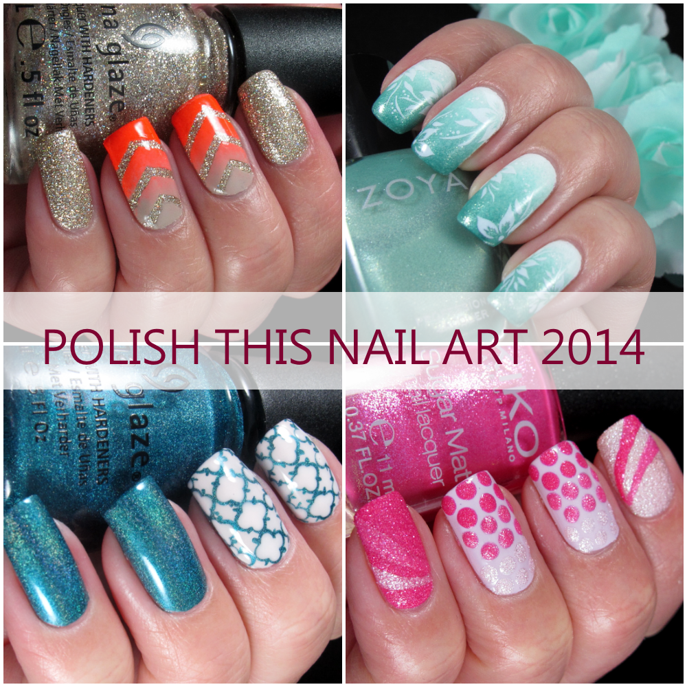 Nail art gallery polish this nail art gallery prinsesfo Images
