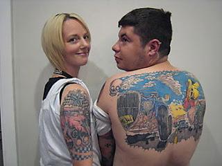 Ami James Tattoos On His Body