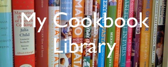 My Cookbook Library