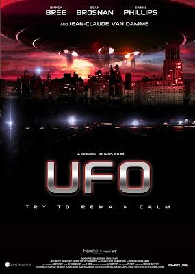 U. F.O ยูเอฟโอ สงครามวันบุกโลก