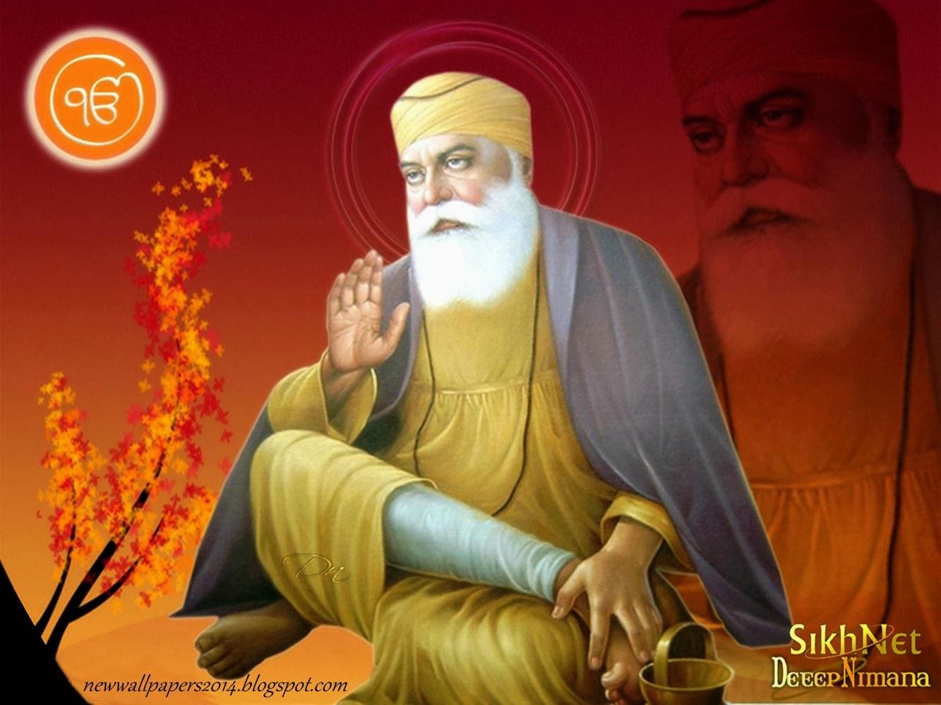 Guru nanak dev ji pictures guru nanak dev ji hd wallpapers hd wallpapers 2014 - Guru nanak dev ji pics hd ...