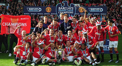 Manchester United Juara EPL 2010/2011 [Video &amp; Gambar]