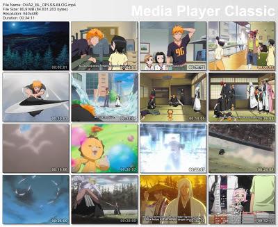 Anime Bleach OVA 2 Subtitle Indonesia
