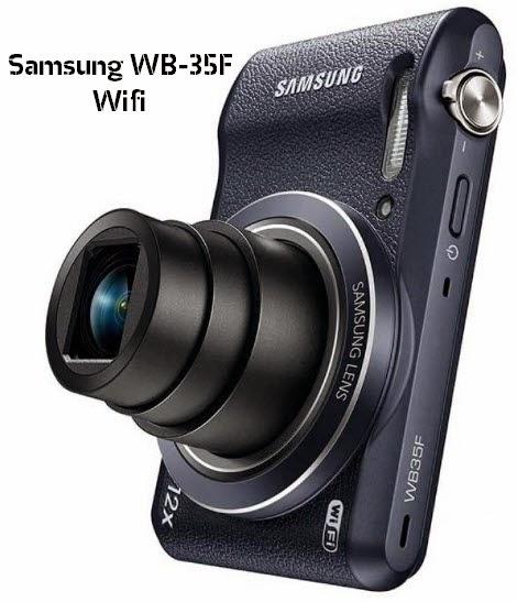 Harga dan Spesifikasi Samsung WB-35F Wifi 16MP