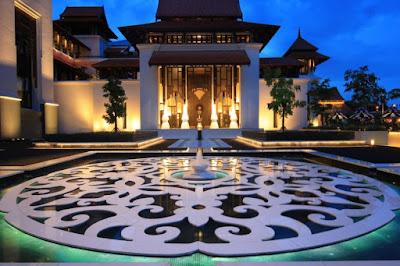 Keindahan dan Kemewahan Istana Sultan Terengganu Yang Terbaru Bernilai Lebih RM 1 Billion
