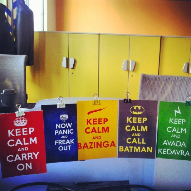 Keep Calm - Black Cat Souvenirs