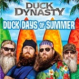 "Can't get enough of the bearded brood of 'Duck Dynasty'? DVD of 'The Duck Days of Summer"" available May 20"
