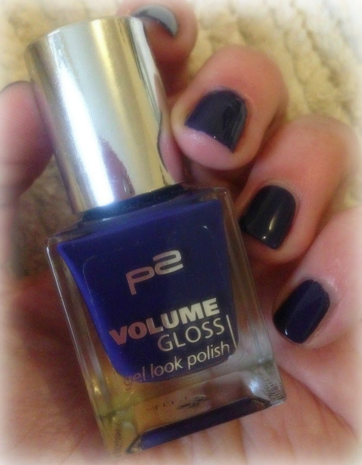 Nagellack P2 Royal Beauty Review aus der Volume Gloss Reihe