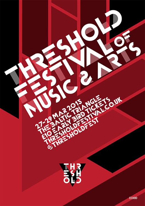 Threshold Festival 2015 Early Bird Tickets Applications Deadline