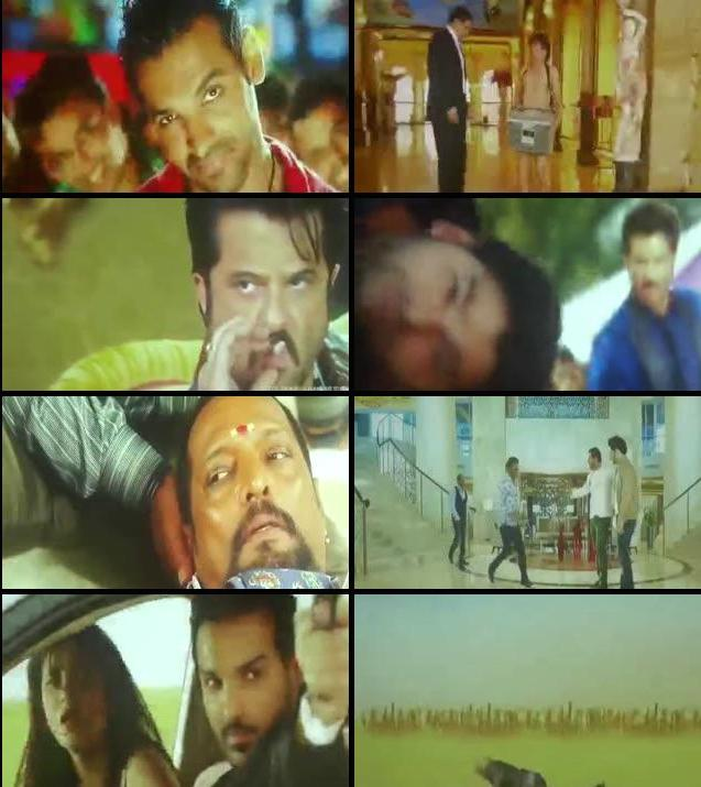 Welcome Back 2015 Hindi Movie DVDscr 300MB