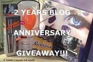 Irasada's : My 2 Years Blog Anniversary Giveaway!!!