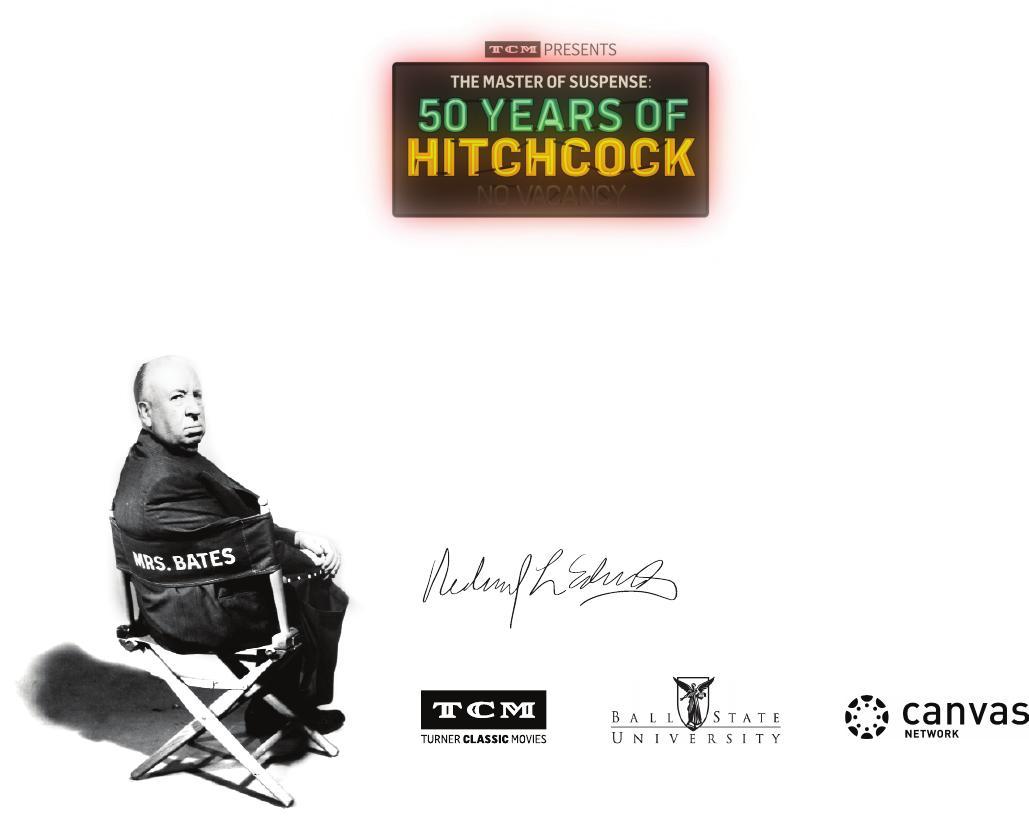 TCM Hitchcock Course