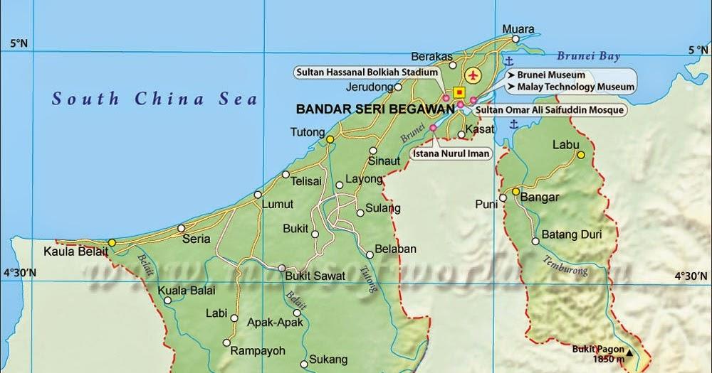 Brunei Darussalam Share Info