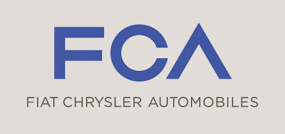 New Fiat Chrysler Automobiles Logo