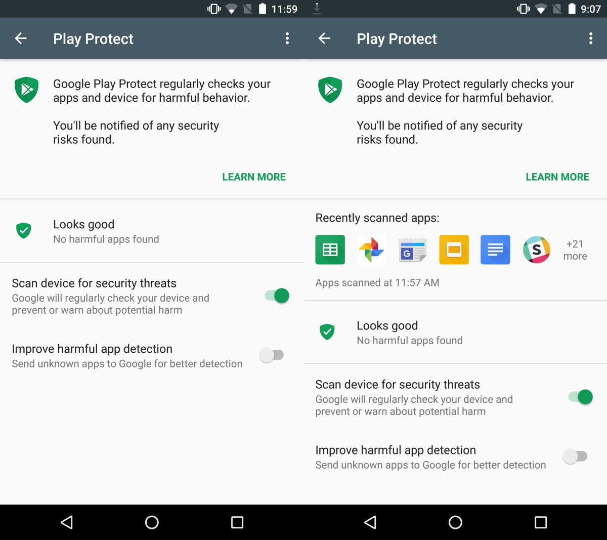 Protect your Android device from malicious application nd How to Enable or Disable It?