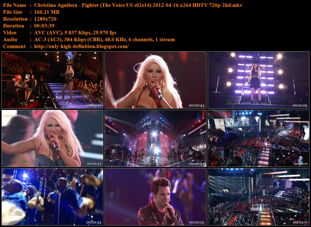 The Voice S06E06 HDTV x264-2HD - SceneSource