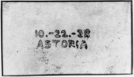 10-22-38 Astoria