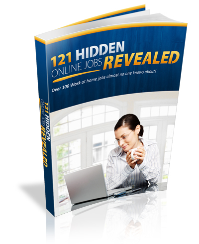 121 Hidden Online Jobs
