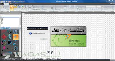 EximiousSoft Business Card Designer v3.80 Full Serial 2
