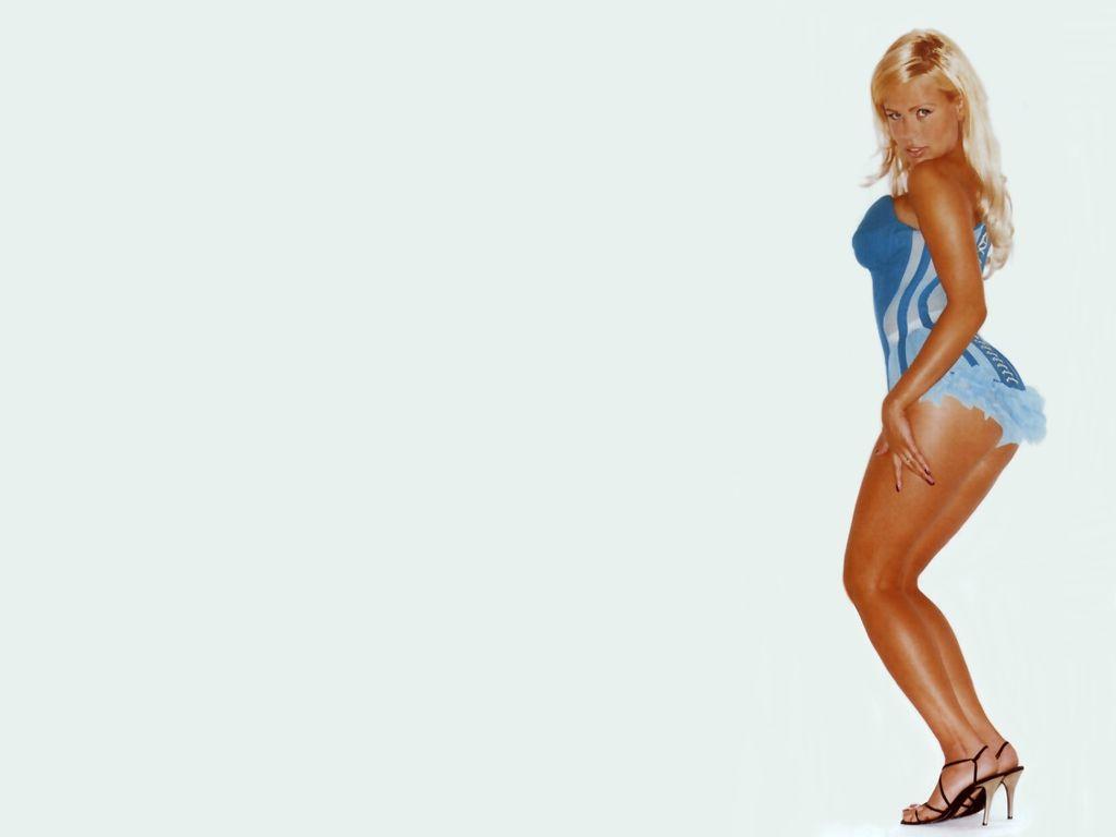 Melinda Messenger - Wallpaper Hot