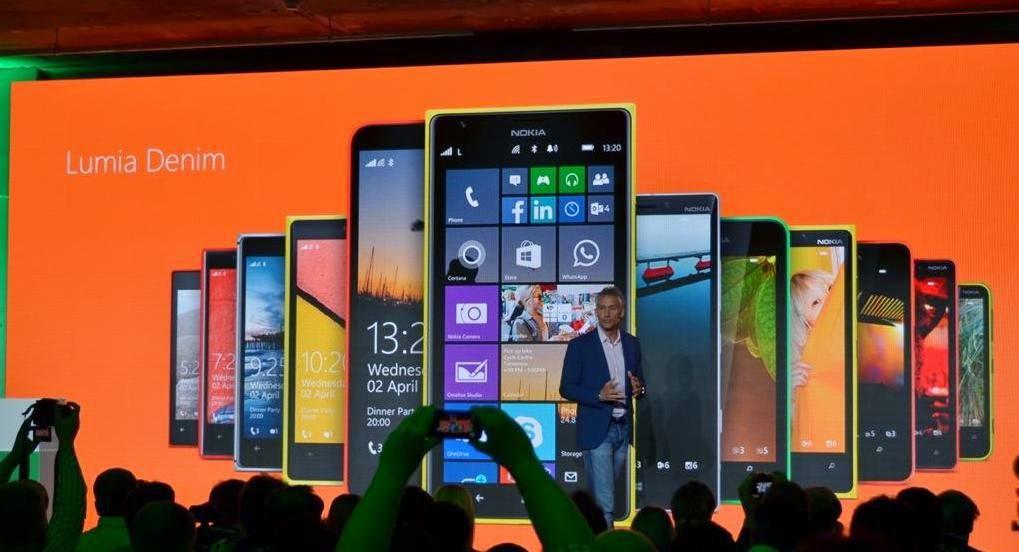 Microsoft has announced the next major Nokia Lumia update ...