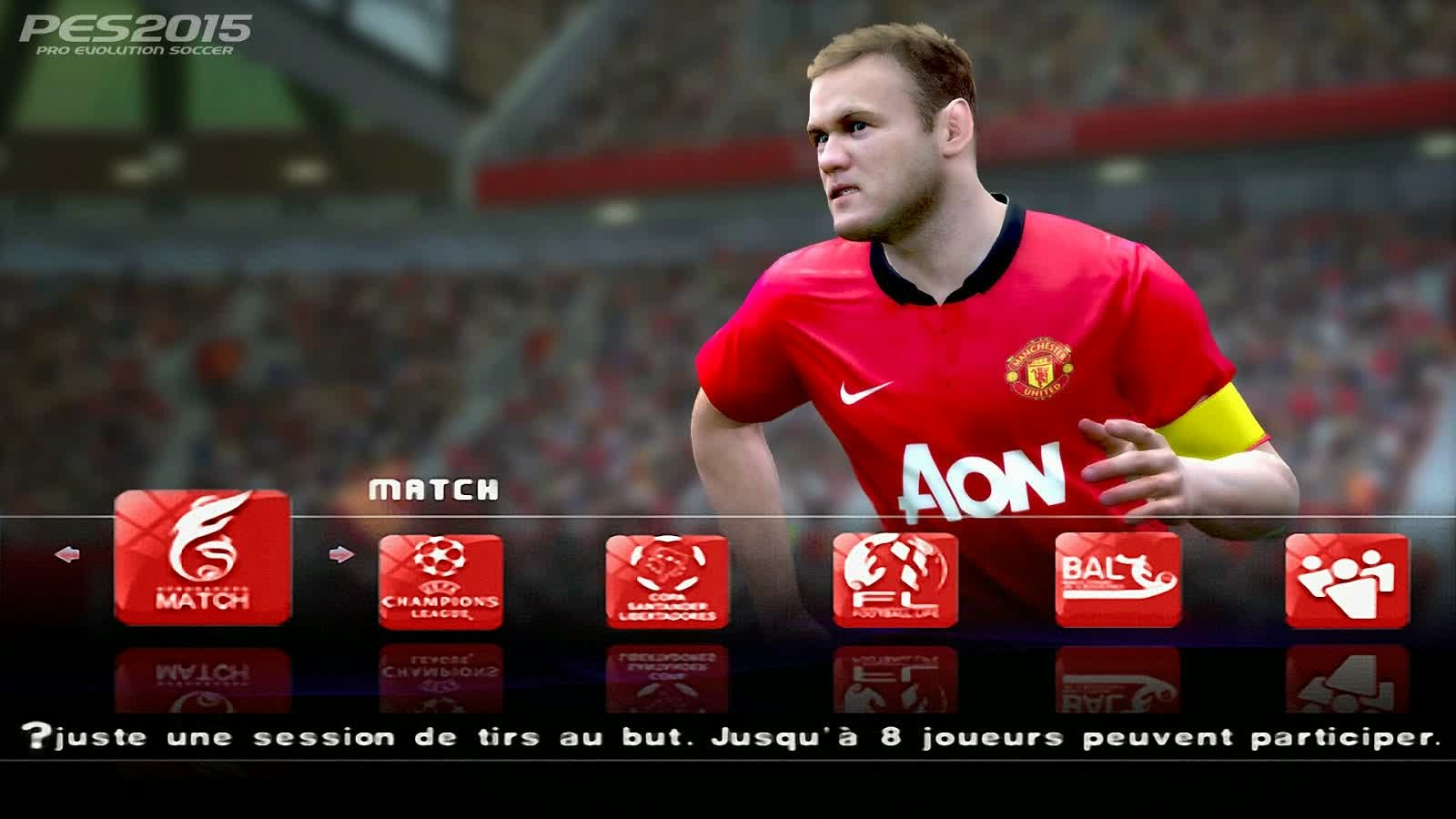 Cheat dan Password Pro Evolution Soccer 2015 Untuk PS2