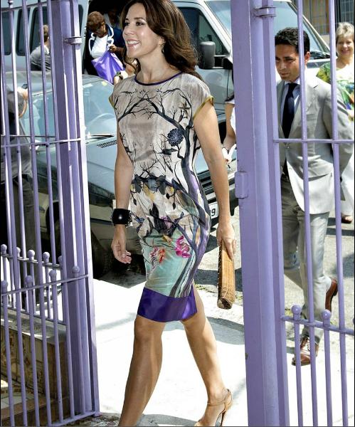 Royals Fashion Le Dressing De Mary Les V Tements